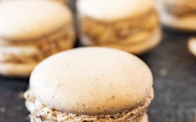 Pecan Delight Macarons
