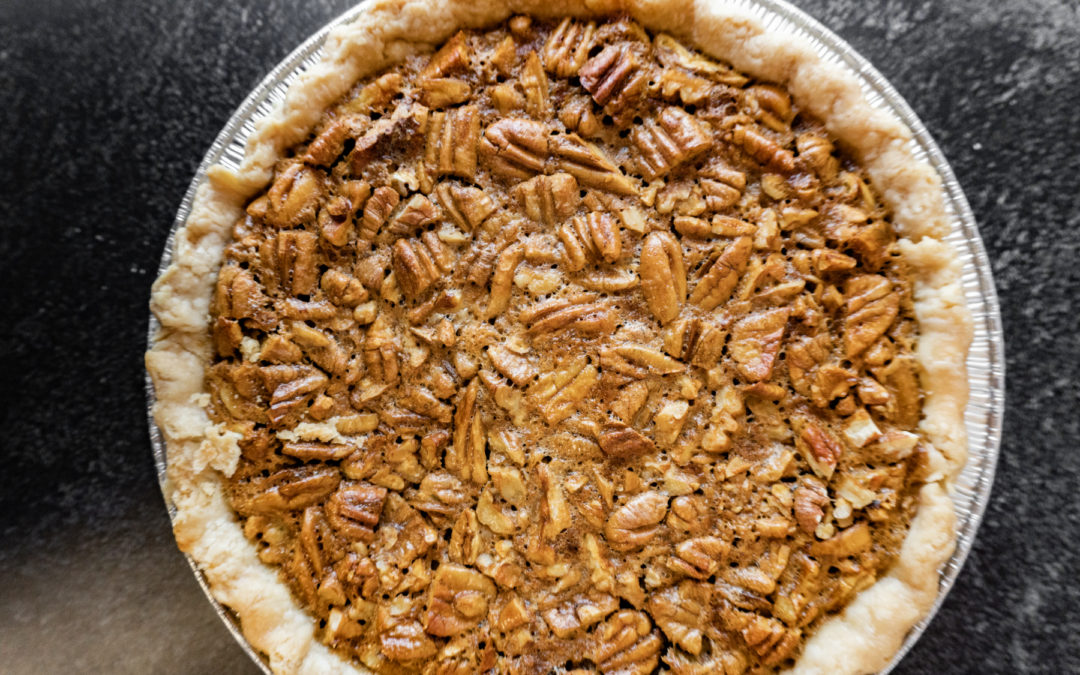 Traditional Pecan Pie- Adult